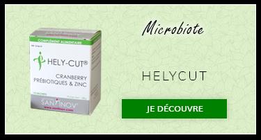 Microbiote : Helycut