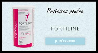 Protéines poudre : Fortiline