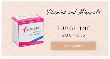 Vitamins and minerals : Surgiline sachets